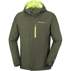 Columbia Pouring Adventure II Jacket Men olive